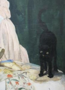 Manet's Cat